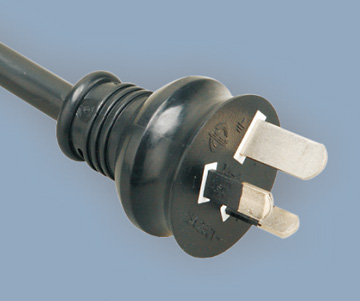 Australia SAA approval power cord,YA-4